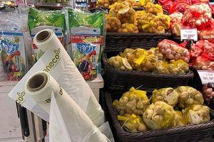 Giảm 80 tấn túi nilon nhờ hệ thống bán lẻ và cộng đồng