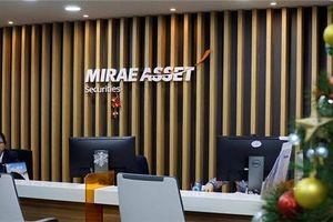 Ngôi sao mới Mirae Asset trên thị trường môi giới chứng khoán