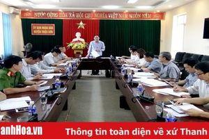 Giám sát tình hình thực hiện kiến nghị sau giám sát về thực hiện pháp luật bảo vệ môi trường tại huyện Triệu Sơn