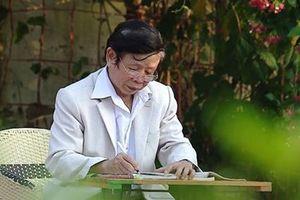 Nhà thơ Nguyễn Phan Hách từ trần