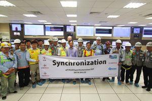 Nhà máy Nhiệt điện Vĩnh Tân 4 mở rộng hòa lưới điện lần đầu thành công, vượt tiến độ 71 ngày