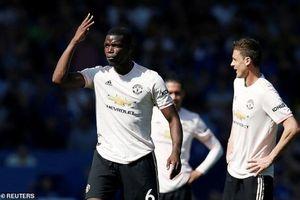 Man United lập kỉ lục tồi tệ sau trận thua Everton
