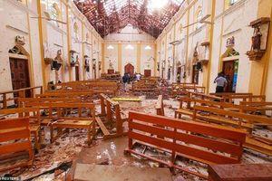 Lễ phục sinh đẫm máu ở Sri Lanka: 800 người thương vong