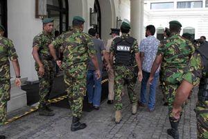 Sri Lanka đã bắt giữ 13 người trong vụ nổ bom hàng loạt vào ngày Phục sinh