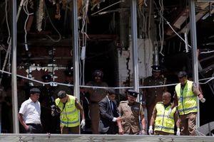 Cảnh sát Sri Lanka đã biết trước thông tin về những vụ đánh bom liều chết?