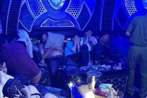 Chỉ đạo làm rõ trách nhiệm để xảy ra sai phạm ở bar và karaoke Gossip