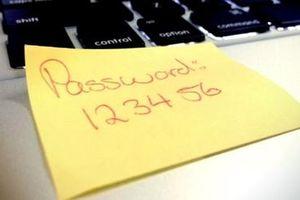 Mật khẩu '123456' vẫn được hàng triệu người internet vô tư sử dụng