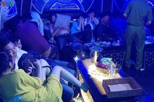 Chủ tịch Cà Mau chỉ đạo xử lý vụ 'tiệc ma túy' trong quán karaoke