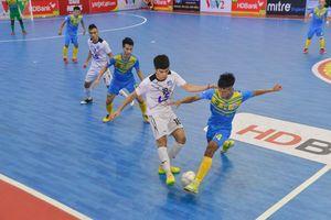 VCK giải futsal HDBank VĐQG 2019: Thái Sơn Nam hạ đẹp Sanna Khánh Hòa