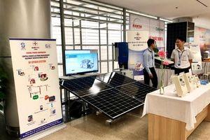 Thúc đẩy phát triển điện mặt trời