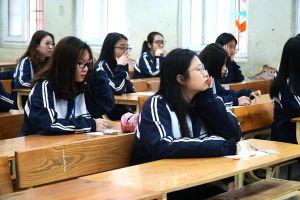 Chậm nhất ngày 24-4, thí sinh đính chính thông tin dự thi THPT quốc gia