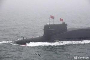 Lễ duyệt binh cực lớn của hải quân Trung Quốc bất ngờ bị ảnh hưởng bởi sương mù
