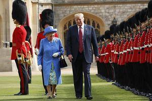 Tổng thống Trump dự kiến sẽ tới Vương quốc Anh vào tháng 6