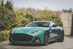 Aston Martin DBS 59 ra mắt, động cơ V12, chỉ có 24 chiếc