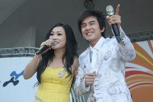 Phương Thanh từng hát hit của Đan Trường nhưng không được phát hành