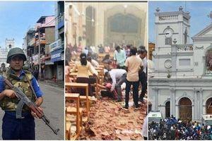 Kẻ nào đứng sau loạt đánh bom đẫm máu ở Sri Lanka?