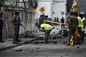 Số người thiệt mạng trong loạt vụ nổ ở Sri Lanka tăng lên 310 người