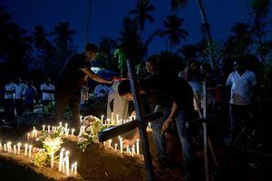 Sri Lanka dành một ngày để tang các nạn nhân của loạt vụ đánh bom