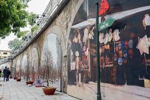 Thí điểm đục thông vòm cầu đá mở rộng không gian văn hóa phố cổ Hà Nội
