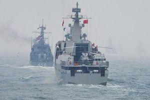 Duyệt binh tàu quốc tế tại Thanh Đảo, Trung Quốc