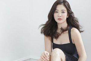U40 Song Hye Kyo đốt mắt fan với loạt ảnh quyến rũ mới nhất