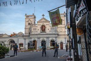 Công bố clip nghi phạm trước khi đánh bom ở Sri Lanka