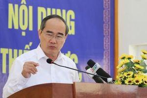 TP HCM: Các biện pháp ngăn chặn khai thác cát lậu giữa TP. HCM và các tỉnh lân cận không hiệu quả