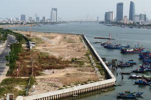 Cận cảnh dự án Marina Complex lấn sông Hàn ở Đà Nẵng