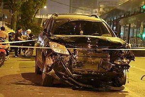 Danh tính lái xe gây tai nạn liên hoàn khiến nữ công nhân tử vong rồi bỏ chạy