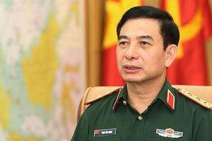 Thượng tướng Phan Văn Giang lên đường tham dự Hội nghị MCIS-8