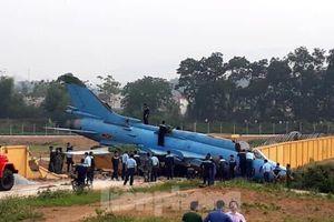 Bộ Quốc phòng thông tin chính thức vụ cường kích Su-22 gặp nạn ở Yên Bái