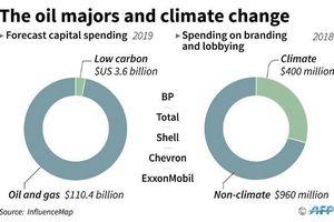 1 tỉ USD 'đánh bóng' thương hiệu xanh