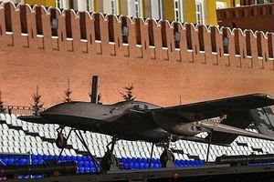 Những hình ảnh đầu tiên về siêu phi cơ không người lái của Nga