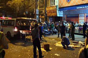 Lời khai của lái xe tông chết nữ lao công trong đêm ở Hà Nội