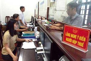 Hòa Bình sẽ sáp nhập 9 chi cục thuế huyện thành 4 chi cục thuế khu vực