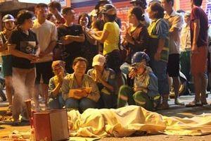 Bắt khẩn cấp tài xế xe 'điên' gây tai nạn liên hoàn ở Hà Nội khiến nữ lao công chết thảm
