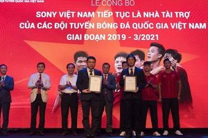 Sony Việt Nam ra mắt một loạt sản phẩm mới