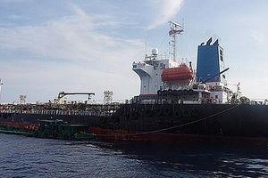 Khởi tố 7 đối tượng trong vụ sang chiết trái phép số lượng lớn xăng A92 trên biển