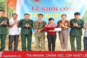 Bộ đội Biên phòng Hà Tĩnh đồng hành cùng phụ nữ biên cương