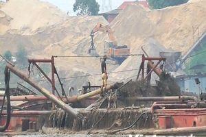Bài 1:Núp bóng dự án nạo vét, 'cát tặc' thoải mái 'rút ruột' sông Hồng