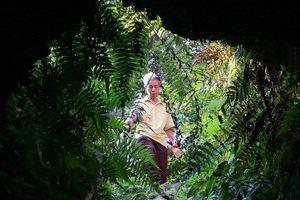 Rùng mình khám phá bí ẩn hang ngầm dưới lòng đình Quán La