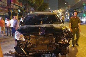 Vụ 'xe điên' gây tai nạn liên hoàn ở Hà Nội: Tài xế có nồng độ cồn vượt quá mức quy định