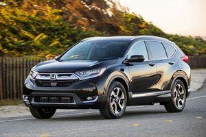 XE HOT (23/4): Honda CR-V giảm giá, 10 xe gia đình cỡ nhỏ tốt nhất năm 2019