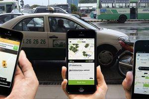 Quản xe công nghệ như taxi, cần đảm bảo công bằng thuế