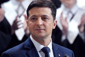 Mỹ khẳng định sát cánh cùng tân Tổng thống đắc cử Ukraine Zelensky