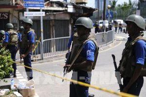 Cảnh sát Sri Lanka bắt giữ một nghi can người Syria
