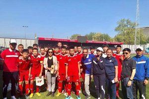 PVF giành giải Fairplay tại giải U15 Quốc tế