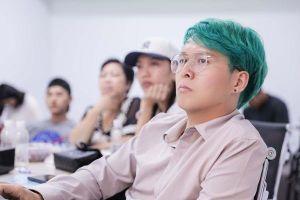 Isaac vào vai vận động viên Judo khiếm thị của D.O trong phiên bản Việt 'Anh trai vô số tội'