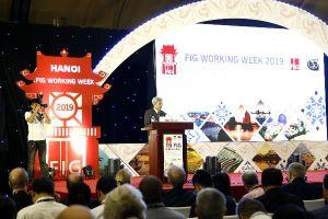 Việt Nam lần đầu tiên đăng cai Hội nghị Hiệp đoàn Đo đạc quốc tế