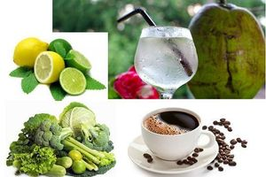 10 thực phẩm là 'thuốc' nhuận tràng tự nhiên